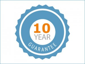 10 Year Guarantee Chesterfelt Group